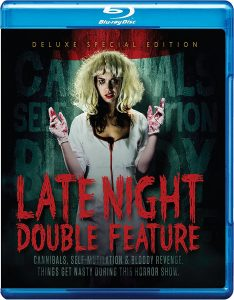 Late Night Double Feature Blu-Ray