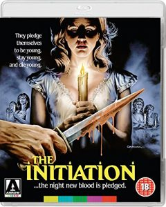 The Initiation Blu-Ray