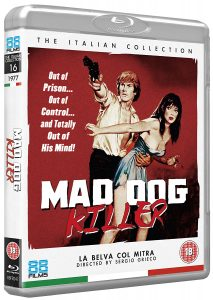 The Mad Dog Killer Blu-Ray