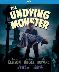 The Undying Monster Blu-Ray