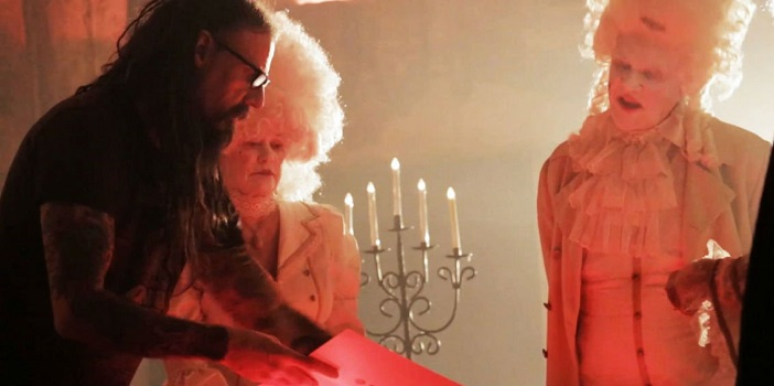 Malcolm McDowell Behind the Scenes of Rob Zombie's '31'