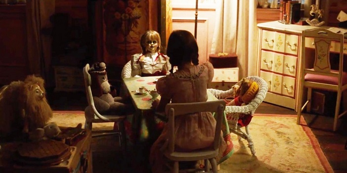 David F. Sandberg's Annabelle 2 Release Date Changed
