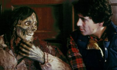"David Naughton is ""Excited"" for the 'American Werewolf' Remake"