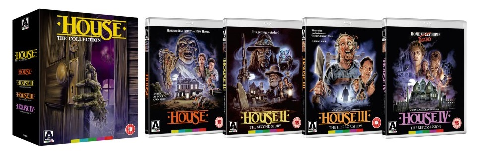 House UK Box Set 2