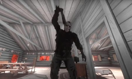 15 Minutes of Brutal Jason Gameplay in 'Friday the 13th: The Game'