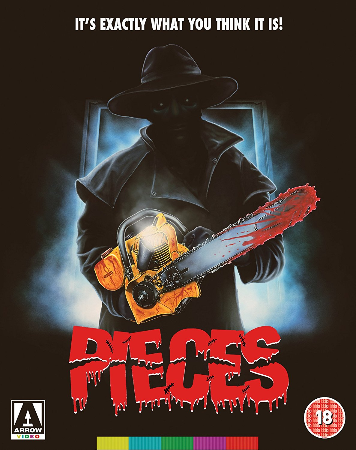 Pieces Limited Edition UK Blu-Ray