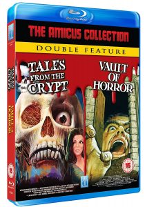 Tales from the Crypt / Vault of Horror UK Blu-Ray