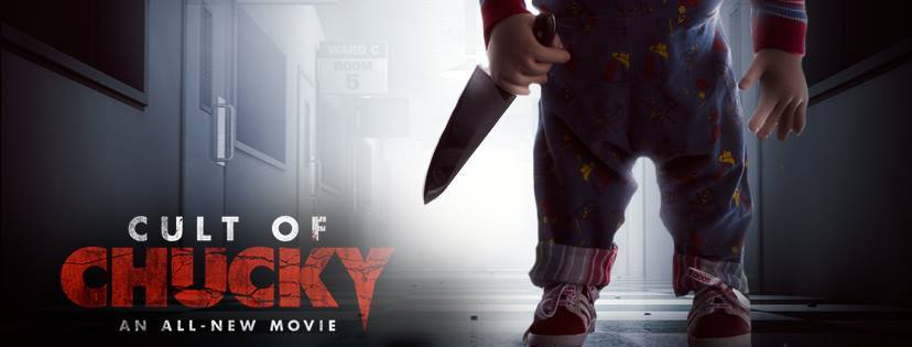 Cult of Chucky Art