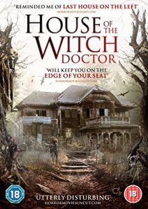 House of the Witch Doctor UK DVD