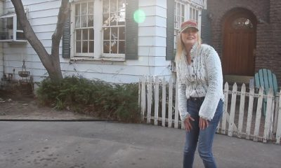 Elm Street Star Lisa Wilcox at the Johnson House from Dream Master