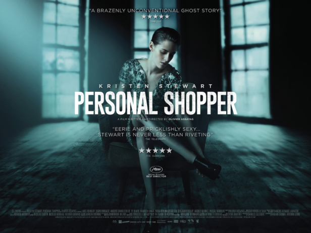 Personal Shopper UK Quad Poster