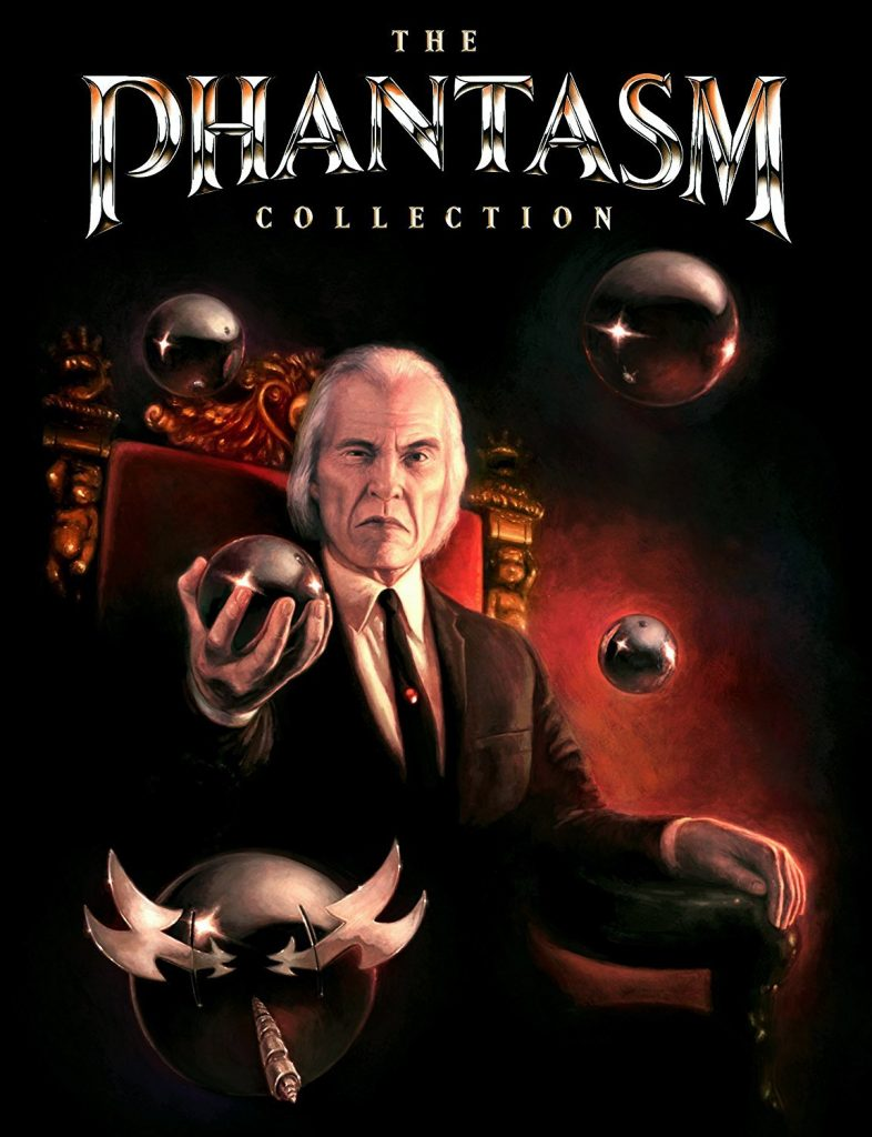 Phantasm Collection Well Go USA Blu-Ray