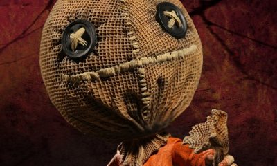 Lovely Stylized Sam Trick 'r Treat Vinyl Figure Coming from Mezco