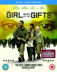 The Girl With All The Gifts UK Blu-Ray