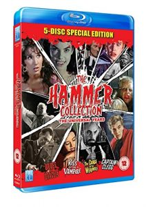 The Hammer Collection UK Blu-Ray