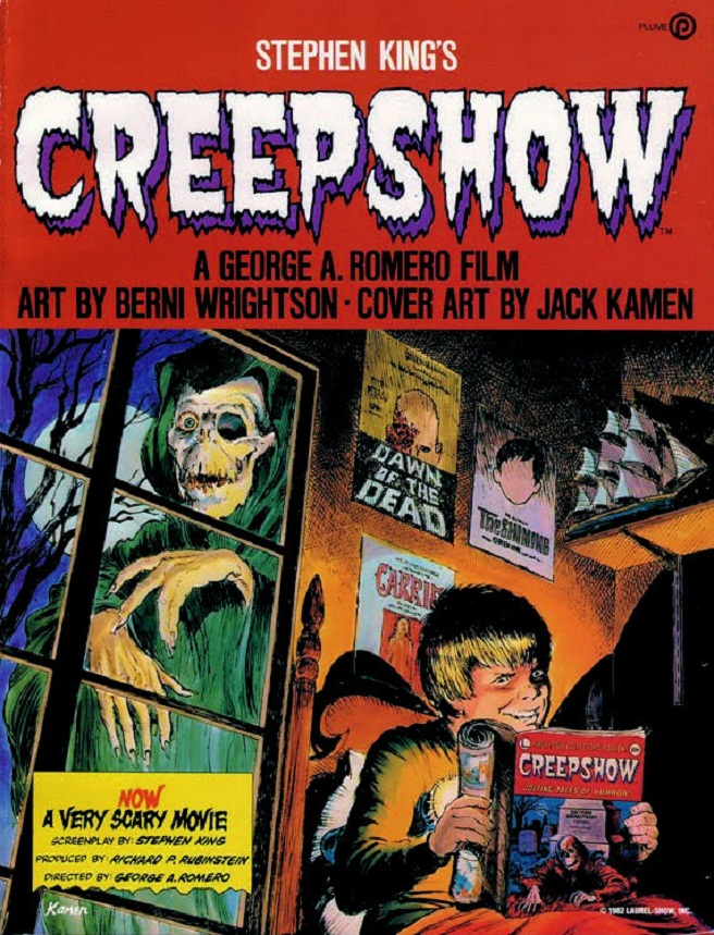 Creepshow Comic Book Cover