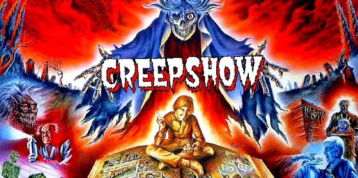 Original Creepshow Comic Adaptation Gets a Reprint on May 9th