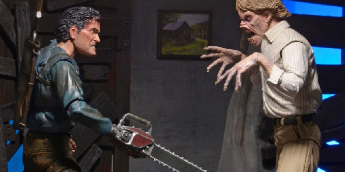 NECA Releasing Evil Ed Figure Complete with Evil Dead 2 Set