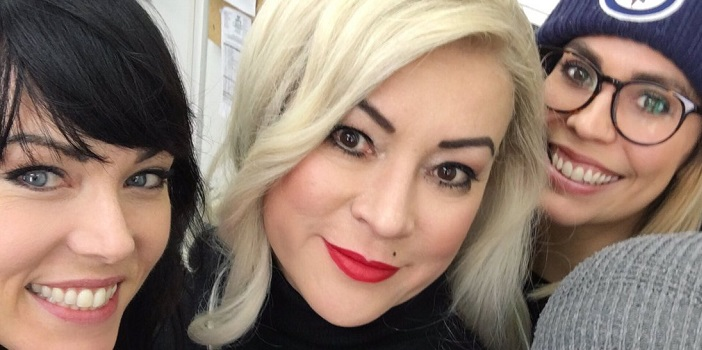 Jennifer Tilly Wraps on 'Cult of Chucky' Plus New Set Photos