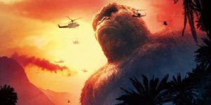 Two Extremely Awesome 'Kong: Skull Island' Chinese Posters