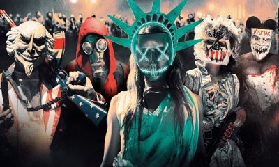 Blumhouse Productions Plan to Unleash The Purge 4 in 2018