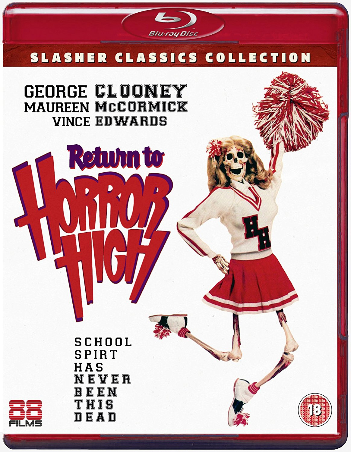 Return to Horror High UK Blu-Ray