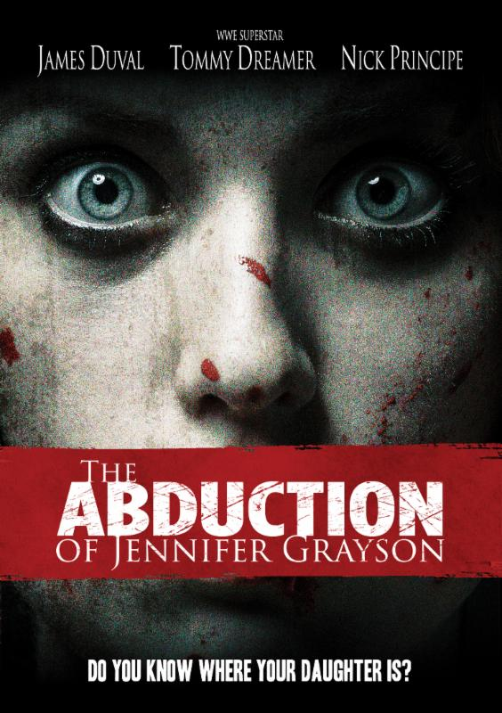 The Abduction of Jennifer Grayson DVD