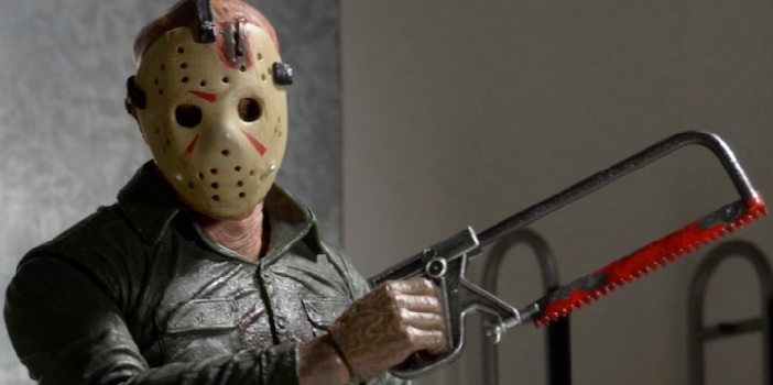 Neca's New Ultimate Jason Voorhees 'The Final Chapter' Action Figure