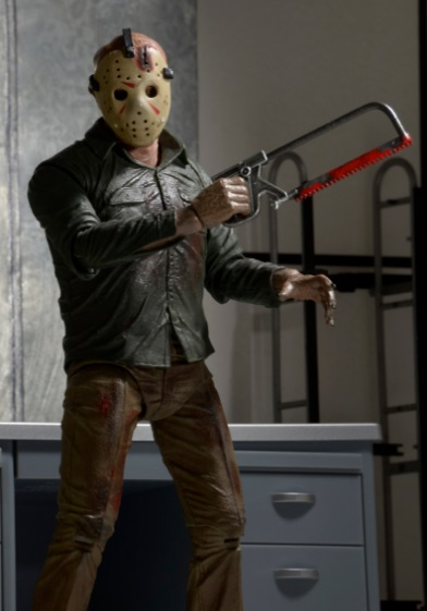 Neca S New Ultimate Jason Voorhees The Final Chapter