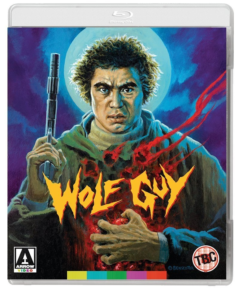 Wolf Guy UK Blu-Ray
