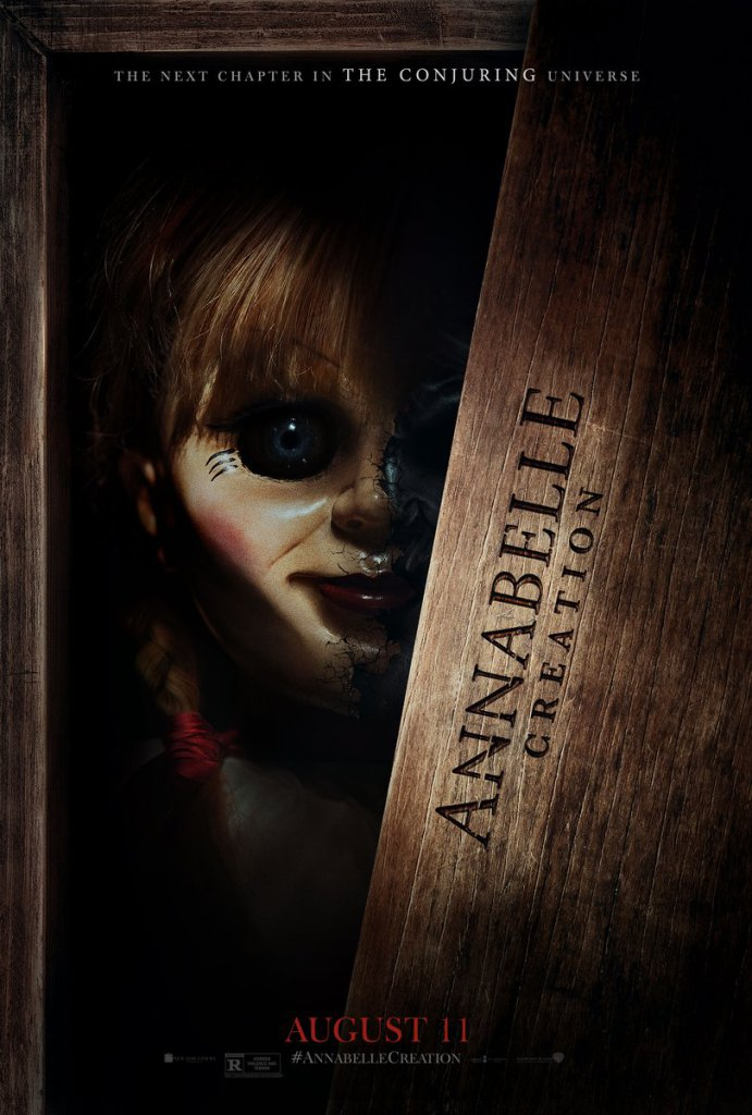 Annabelle Creation Poster Full