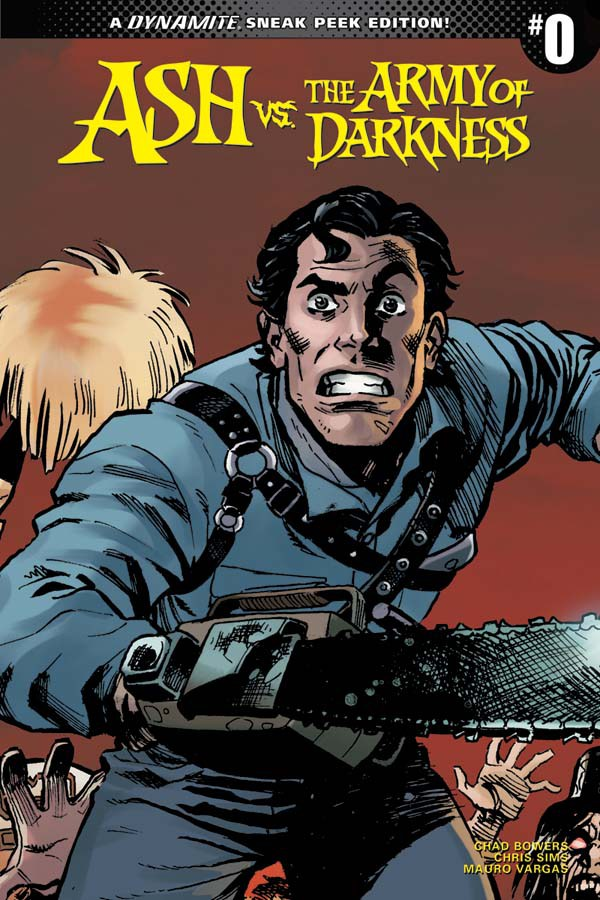 Ash vs. The Army of Darkness Comic Book