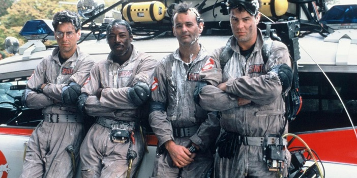 Official Trailer for New 'Ghostbusters' Franchise Documentary