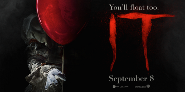 Check Out This creepy 'IT' Teaser Trailer and Official Poster