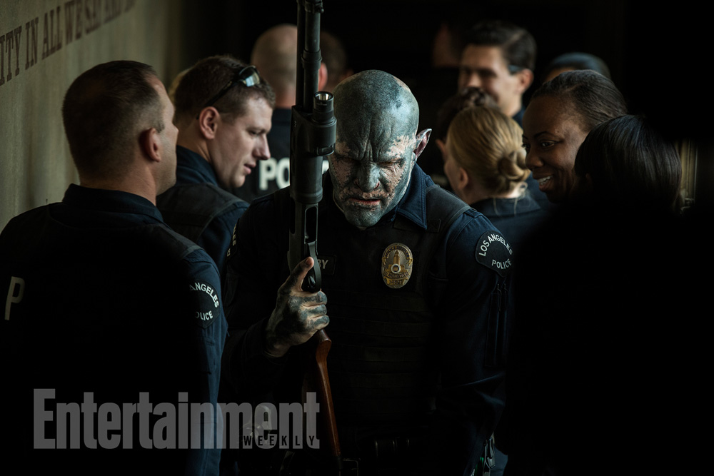 Netflix's 'Bright' Ima... Will Smith Netflix