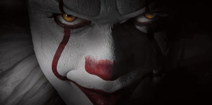 Terrifying New 'IT' Photo Shows Pennywise Fixated by Georgie