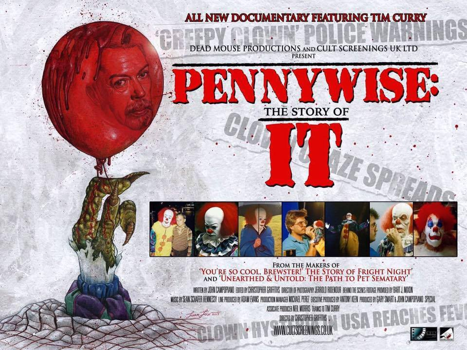 Pennywise The Story of IT Art