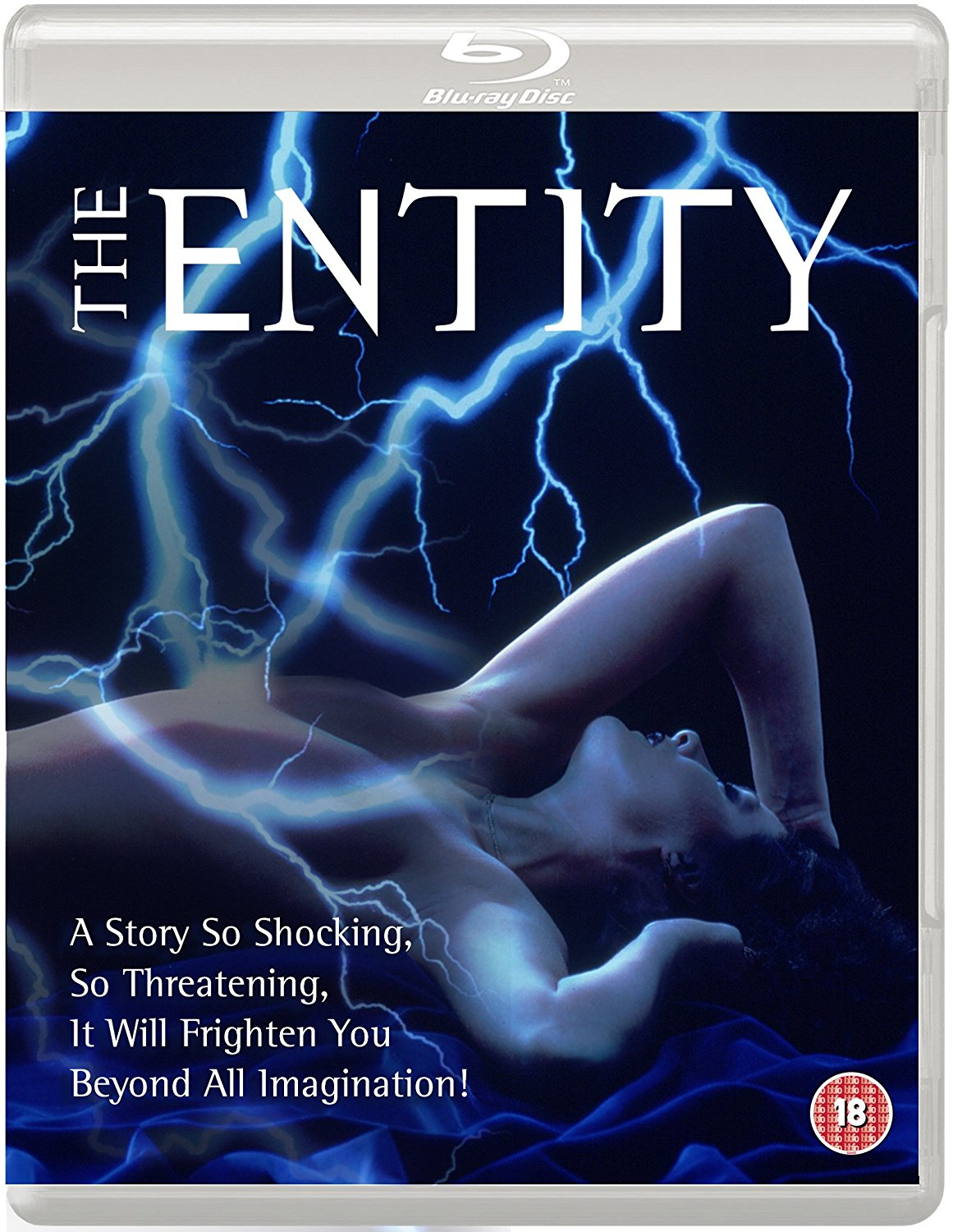 The Entity UK Blu-Ray