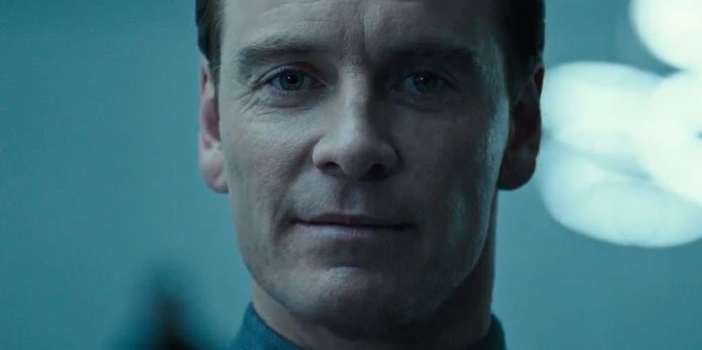 Alien: Covenant New Poster and Video; Meet Michael Fassbender's Walter