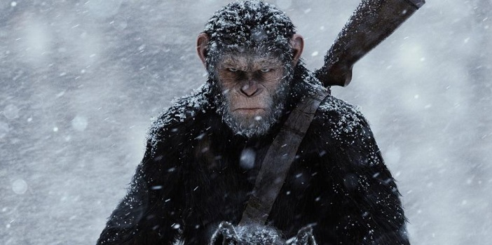 Fox Unleash New 'War for the Planet of the Apes' Trailer and Poster