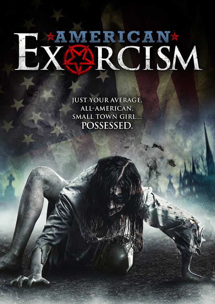 American Exorcism Poster