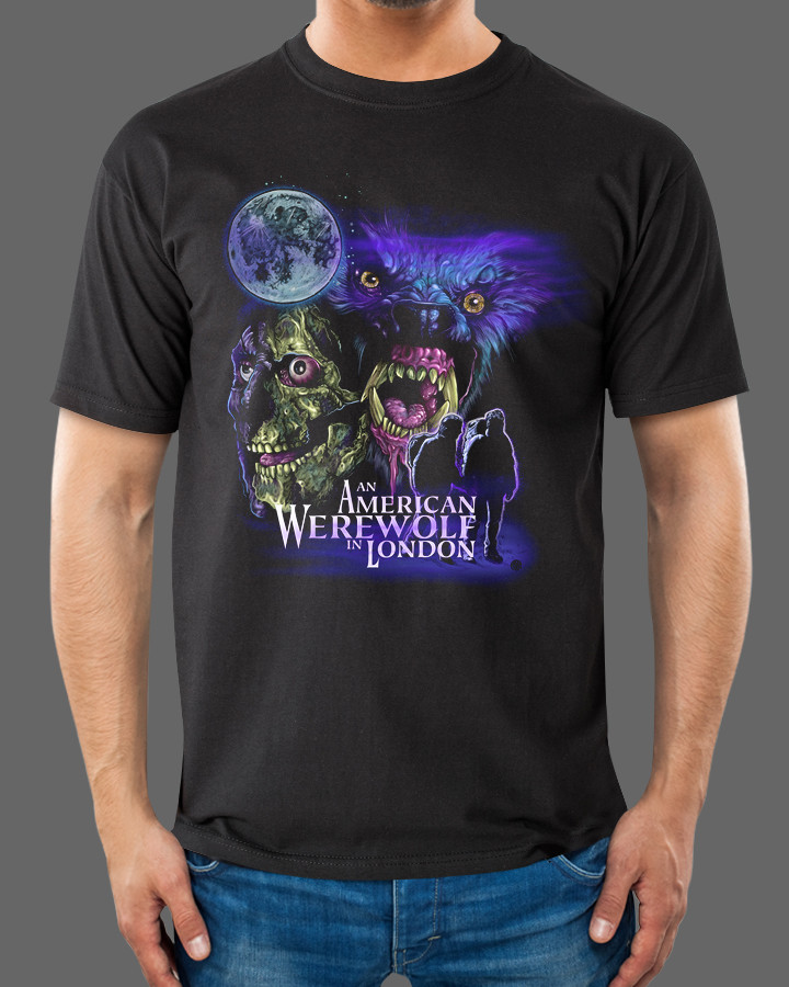 An American Werewolf in London Fright Rags 1