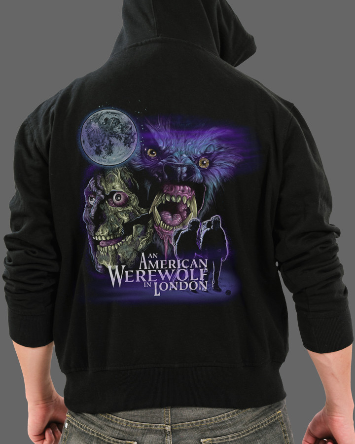 An American Werewolf in London Fright Rags 2
