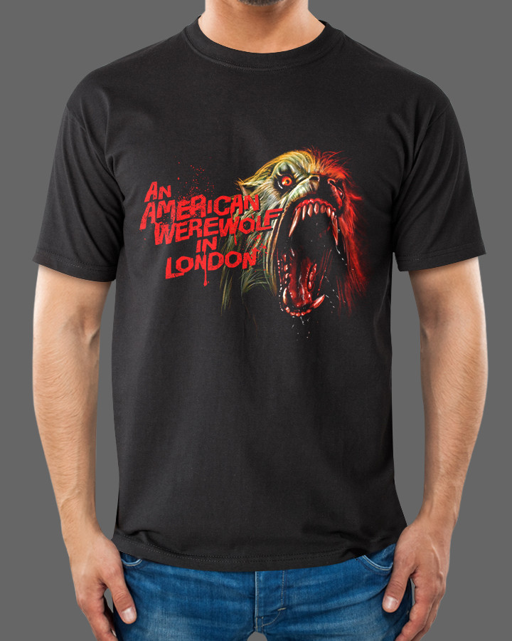 An American Werewolf in London Fright Rags 3