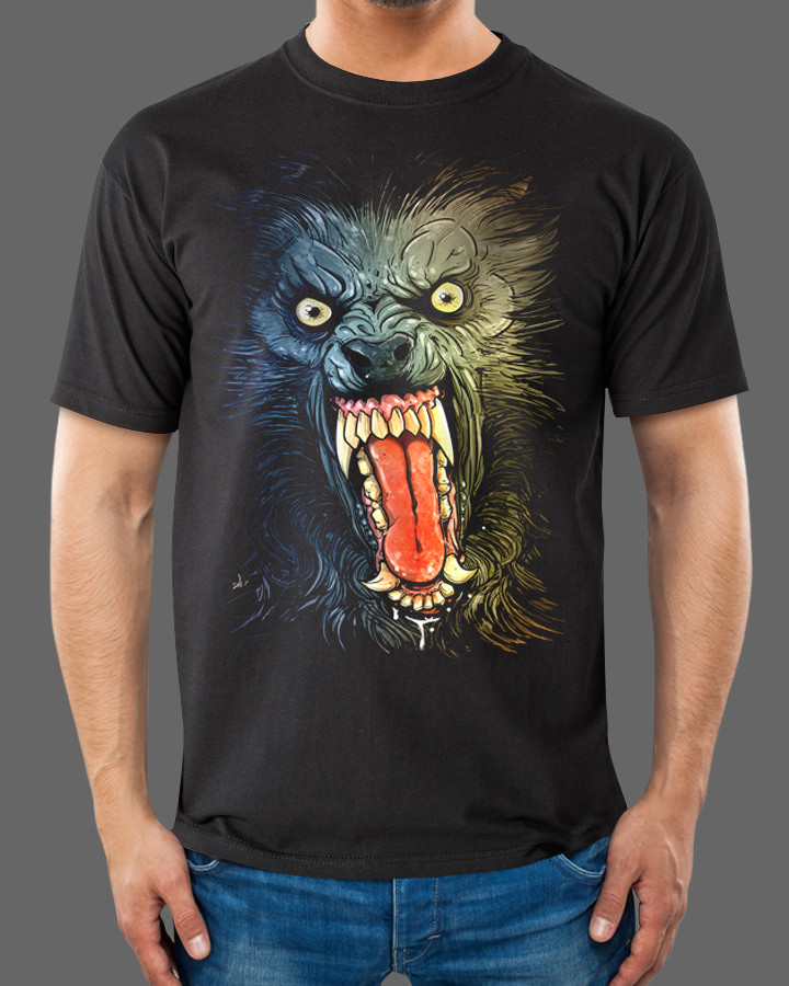 An American Werewolf in London Fright Rags 4