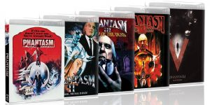 Don Coscarelli Unboxes the 'Phantasm' Blu-Ray Collection on Video