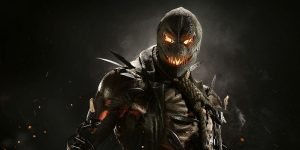 'Injustice 2' Introduces the Scarecrow Voiced by Robert Englund (Trailer)