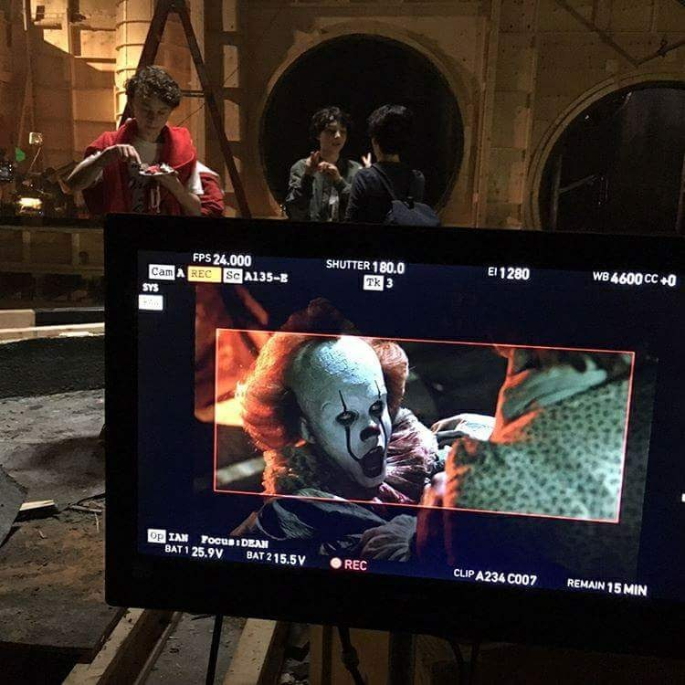 Pennywise New Shot