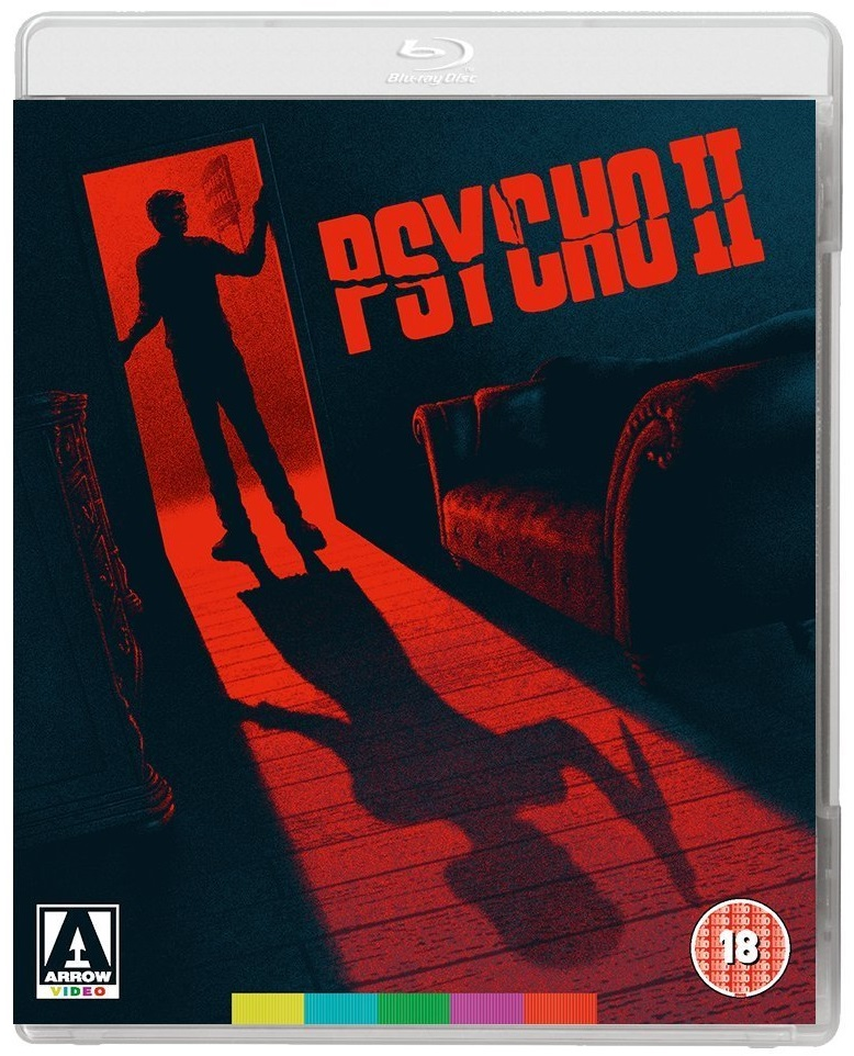 Psycho 2 Arrow Video UK Blu-Ray