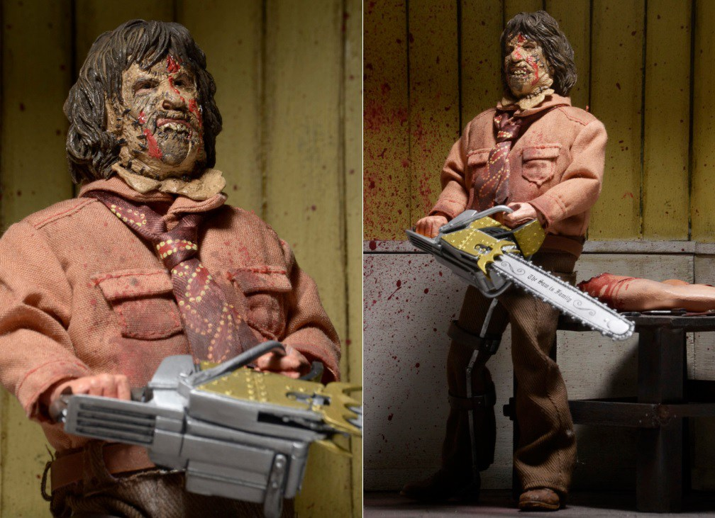 Texas 3 Leatherface Neca 2